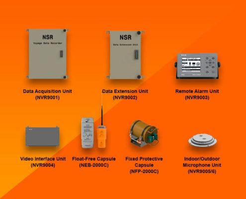 NSR NVR9000